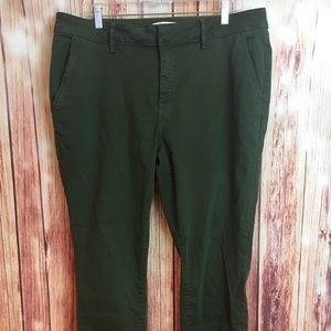 Pants - Warp & Weft Khakis 18 x 29 JFK Ankle Skinny